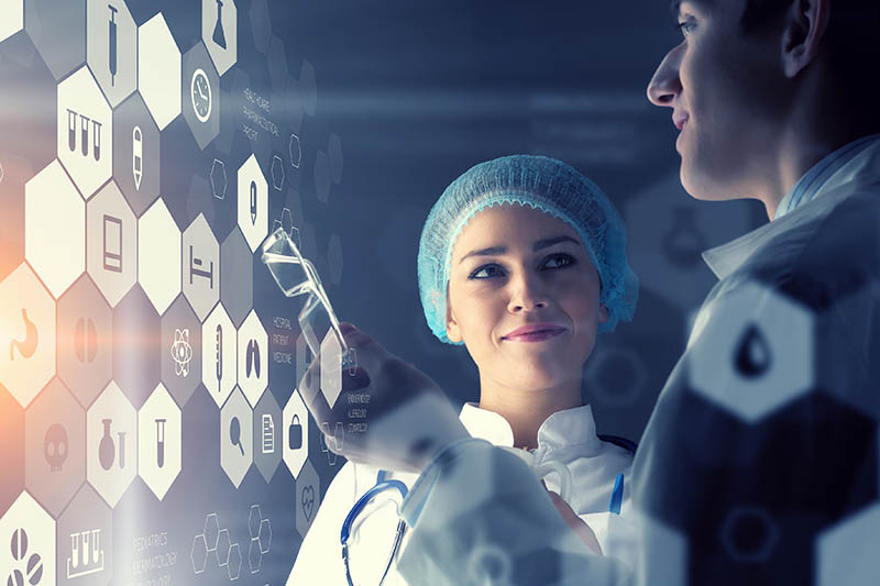 Wissenschaftler Medizin