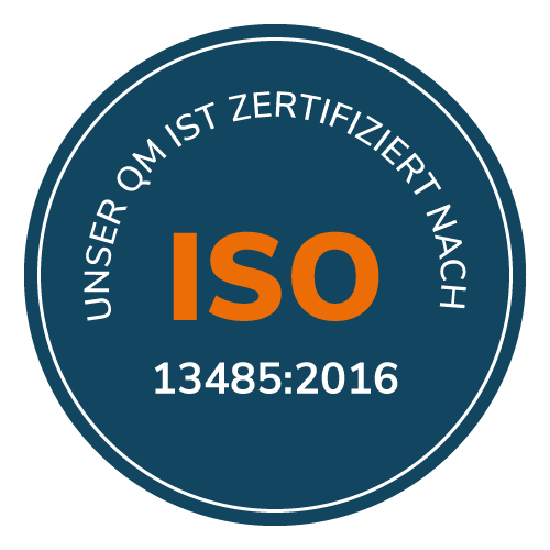 ISO 13485 Zertifizierung